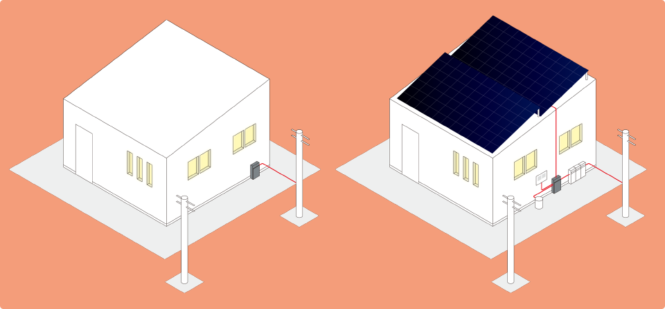 ソーラー設置イメージ画像